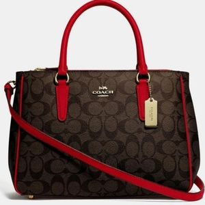 ✅ COACH CARRYALL SATCHEL ✅ ♥️ NEW WITH TAGS ❗✅
